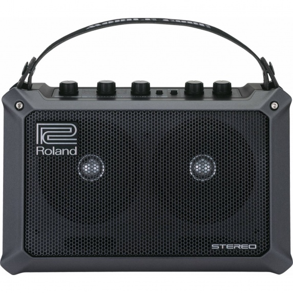 Battery-Powered Stereo Amplifier - MOBILE CUBE