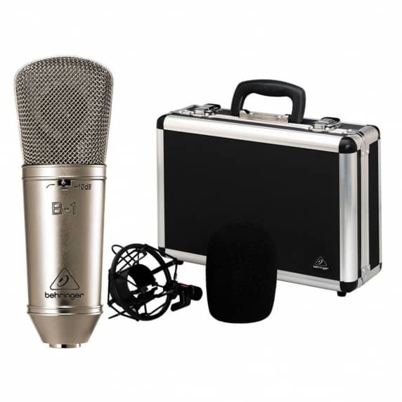 Behringer B-1 Large Diaphragm Condenser Microphone