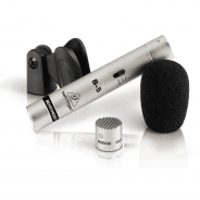 Behringer B-5 Studio Condenser Microphone (with Interchangeable Capsules)