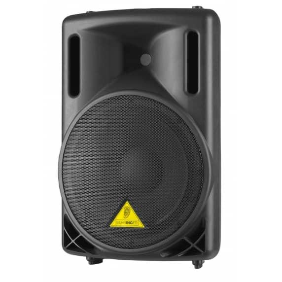 """Behringer B212XL Eurolive 12"""" Speaker Cabinet - Black"""