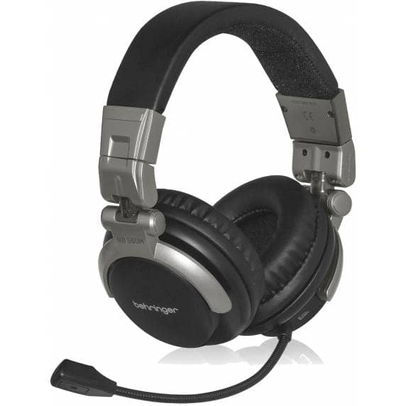 Behringer BB 560M Wireless Bluetooth Headphones with Built-in Microphone