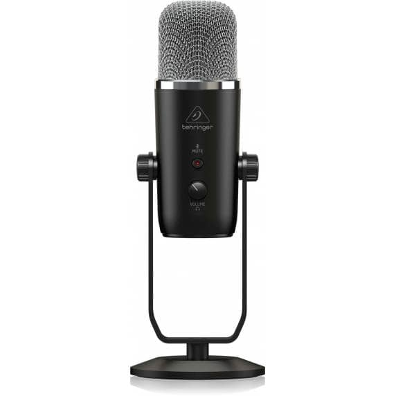 Behringer Bigfoot All-in-one USB Studio Condenser Microphone