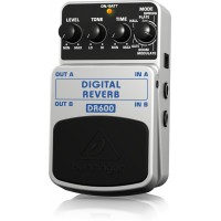 Behringer DR600 - Digital Reverb Guitar Pedal