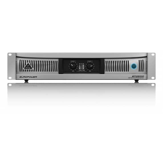 Behringer EPQ2000 Europower 2 x 700W Slave Amplifier