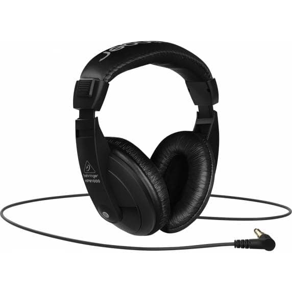 Behringer HPM1000-BK Multi Purpose Headphones (B-stock)