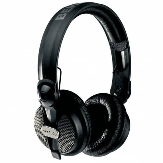 Behringer HPX4000 High Definition DJ Headphones - B Stock