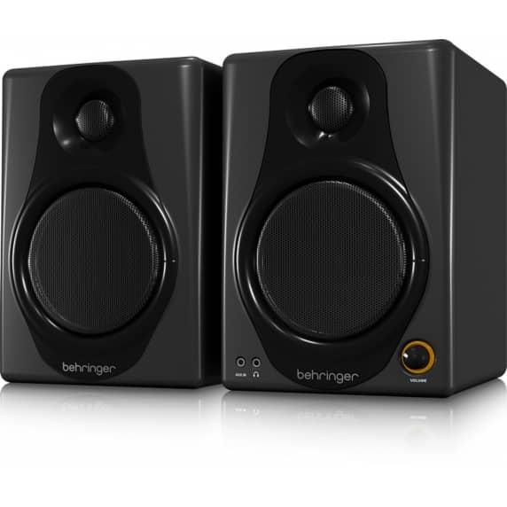 Behringer Media 40USB - 150W Monitor Speakers