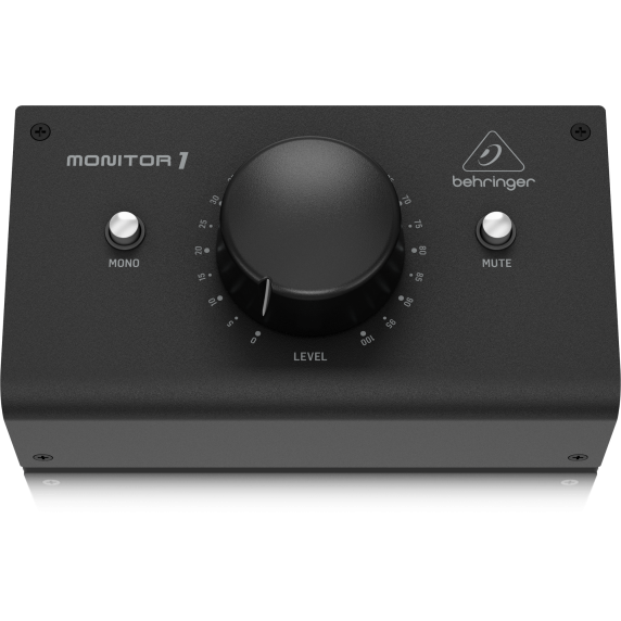 Behringer MONITOR1– Passive Stereo Monitor and Volume Controller