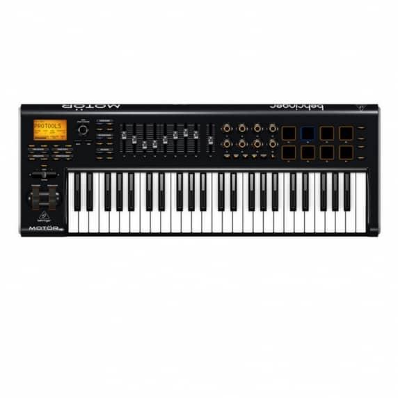 Behringer MOTÖR49 - 49-Key USB/MIDI Controller Keyboard