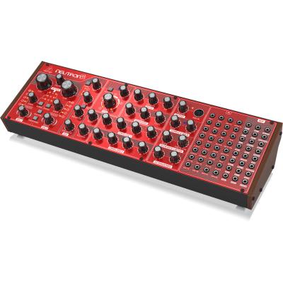 behringer neutron semi modular synthesizer behringer from inta audio uk. Black Bedroom Furniture Sets. Home Design Ideas