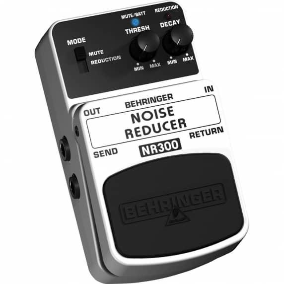 Behringer Noise Reducer Guitar Pedal