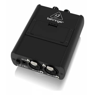 behringer powerplay p1 in ear monitor amp monitor system b stock behringer from inta audio uk. Black Bedroom Furniture Sets. Home Design Ideas