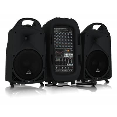 behringer ppa2000bt 2000 watt portable pa system behringer from inta audio uk. Black Bedroom Furniture Sets. Home Design Ideas