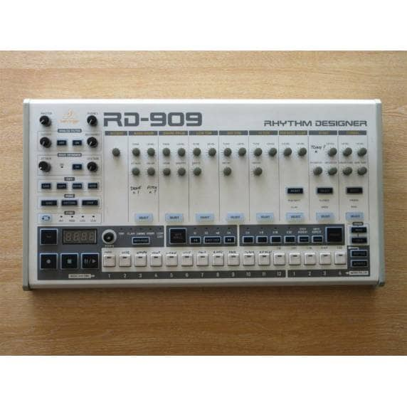 Behringer RD-909 Rhythm Designer Drum Machine