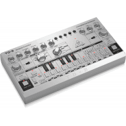 Behringer TD-3 Analog Bass Line Synthesizer - Silver