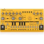 Behringer TD-3 Analog Bass Line Synthesizer - Yellow