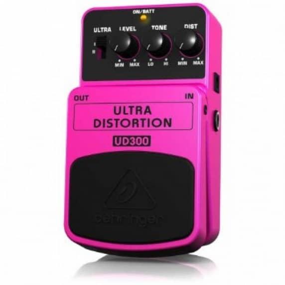 Behringer UD300 2-Mode Ultra Distortion Guitar Pedal