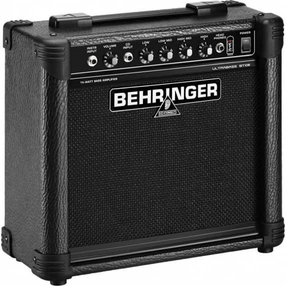Behringer Ultrabass BT108 15W Bass Amplifier