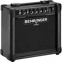 Behringer Ultrabass BT108 15W Bass Amplifier