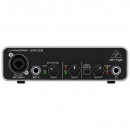 Behringer UMC22 U-PHORIA Audio Interface - B-STOCK