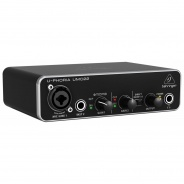 Behringer UMC22 U-PHORIA Audio Interface