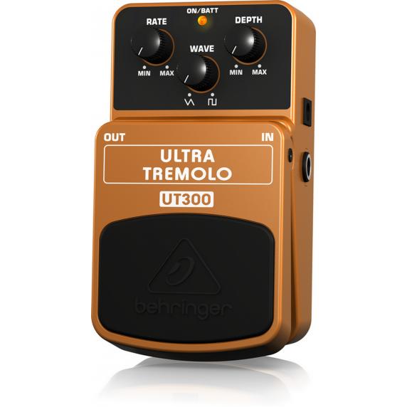 Behringer UT300 - Ultra Tremolo Guitar Pedal
