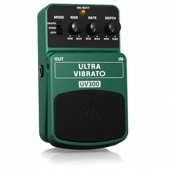 Behringer UV300 Ultra Vibrato Guitar Pedal