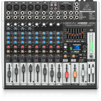 Behringer X1222USB Xenyx Mixer with Audio Interface