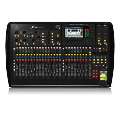behringer x32 digital mixer behringer from inta audio uk. Black Bedroom Furniture Sets. Home Design Ideas