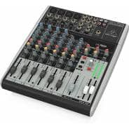 Behringer XENYX 1204USB 12-Channel USB Mixer