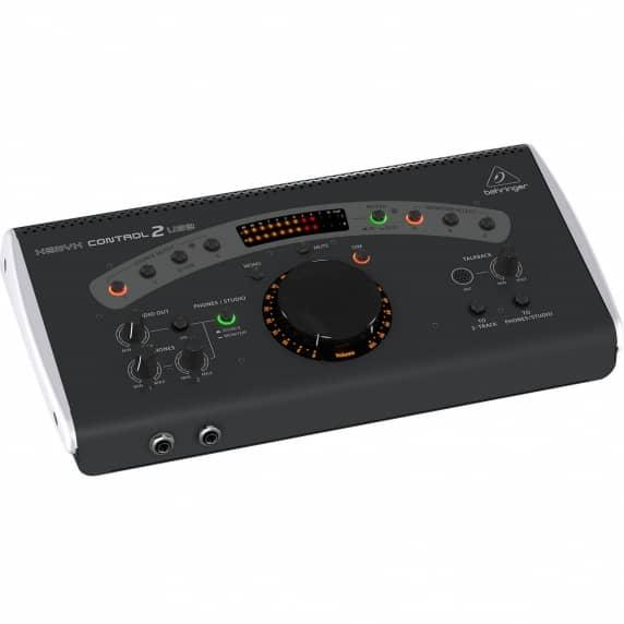 Behringer Headphone Amplifier : behringer xenyx control2usb headphone amplifier behringer from inta audio uk ~ Russianpoet.info Haus und Dekorationen
