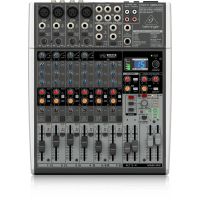 Behringer Xenyx X1204USB - 24-Bit Multi-FX Processor and USB/Audio Interface