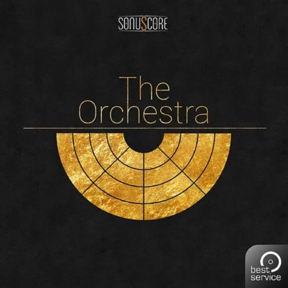 Best Service The Orchestra - Full Orchestral Library (Serial Download)