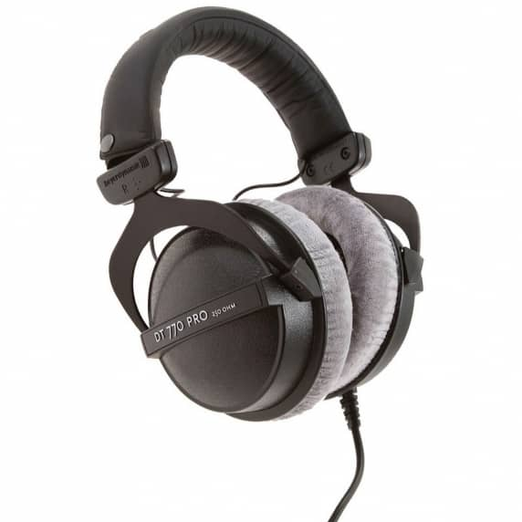 Beyerdynamic DT 770 PRO closed Dynamic Studio Headphones - 250 ohm