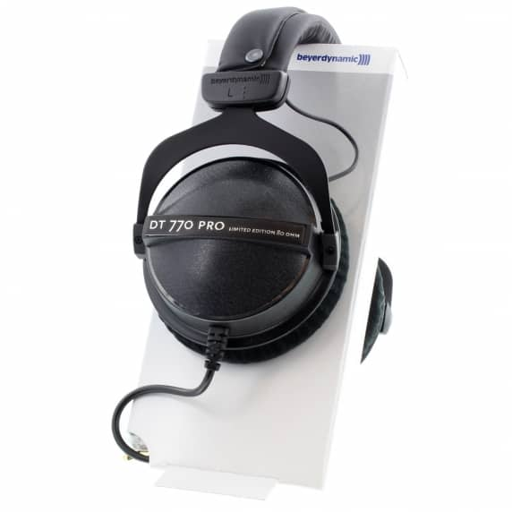 Beyerdynamic DT770 Pro Headphones Black Limited Edition - B STOCK (Not In Original Box)