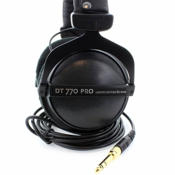 Beyerdynamic DT770 Pro Headphones Black Limited Edition