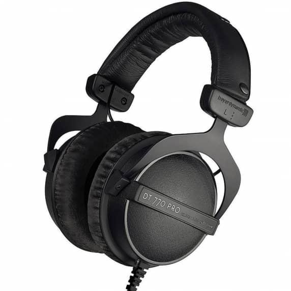 Beyerdynamic DT770 Pro Headphones Black Limited Edition