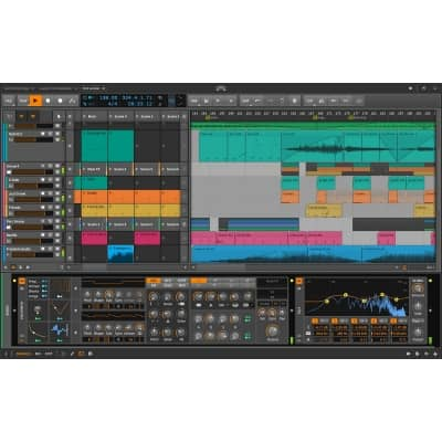 Bitwig Studio V2 Music Production Software Serial Download
