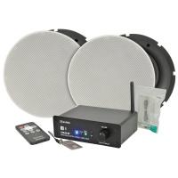 AV Link Bluetooth Background Music System - Ceiling Speakers
