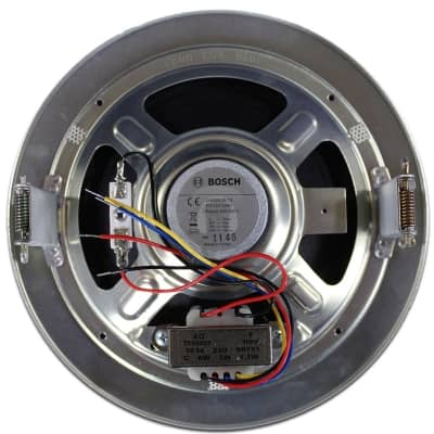 Bosch Lhm0606 10 6 Quot 6w 100v Ceiling Speaker Bosch From