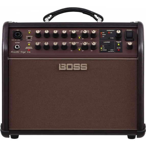 BOSS Acoustic Singer Live Guitar Amplifier