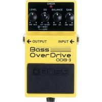 Boss Bass Guitar Effects Pedal - ODB-3