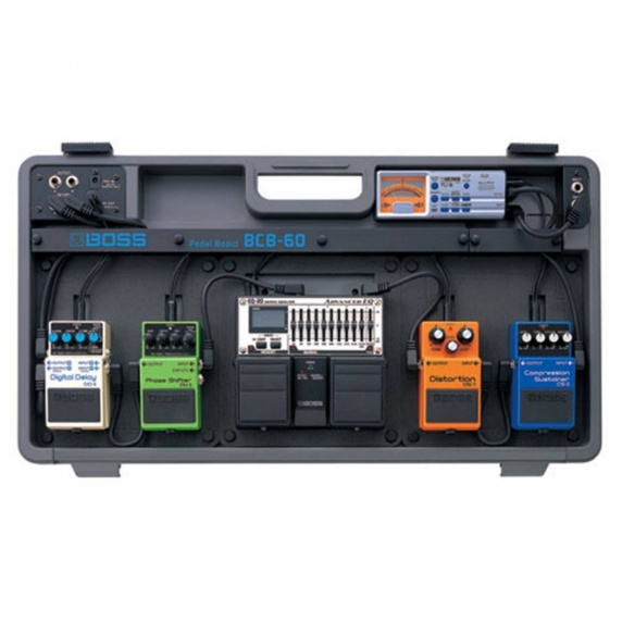 BOSS BCB-60 Pedal Board Case for 6 Pedals - B Stock