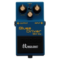 Boss BD-2W Blues Driver Effects Pedal