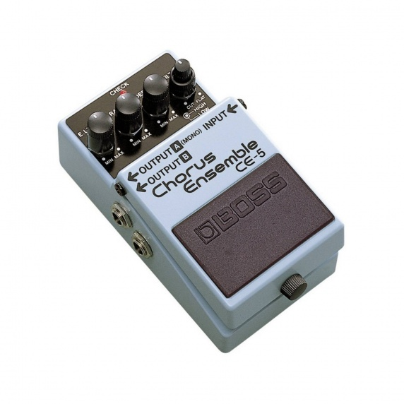 BOSS CE-5 Chorus Ensemble Compact Guitar Effects Pedal