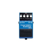 BOSS CS-3 Compression Sustainer Compact Guitar Effects Pedal