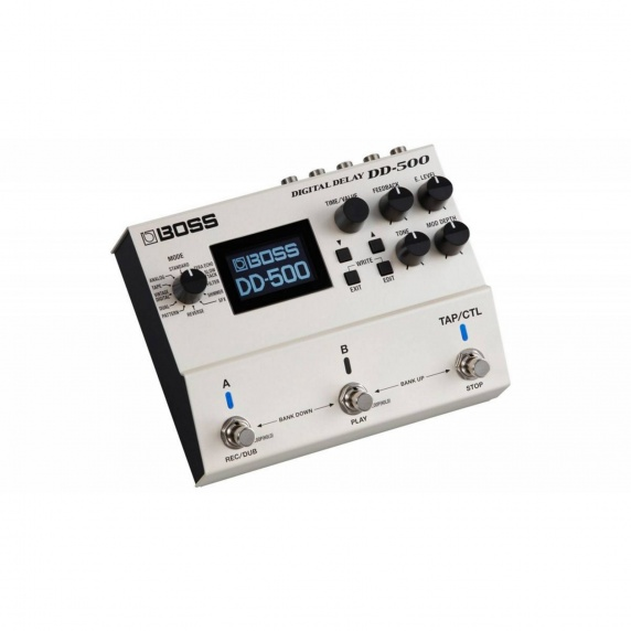Boss DD-500 Digital Delay Twin Pedal