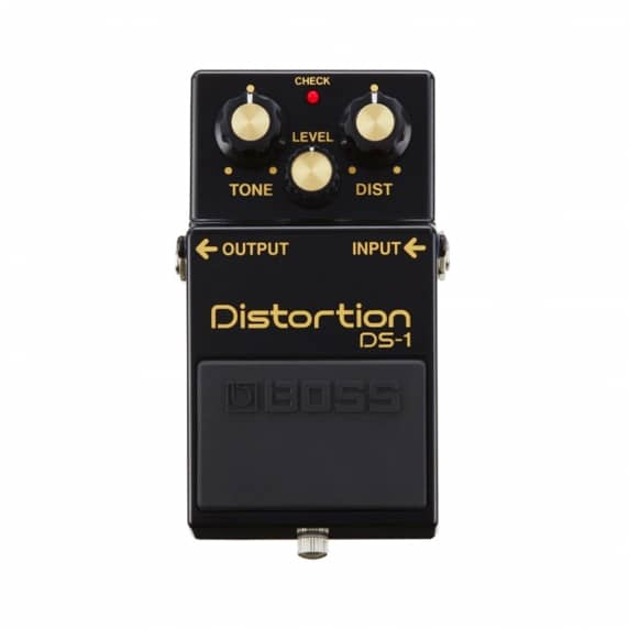 BOSS DS-1-4A Distortion Pedal - 40th Anniversary Edition