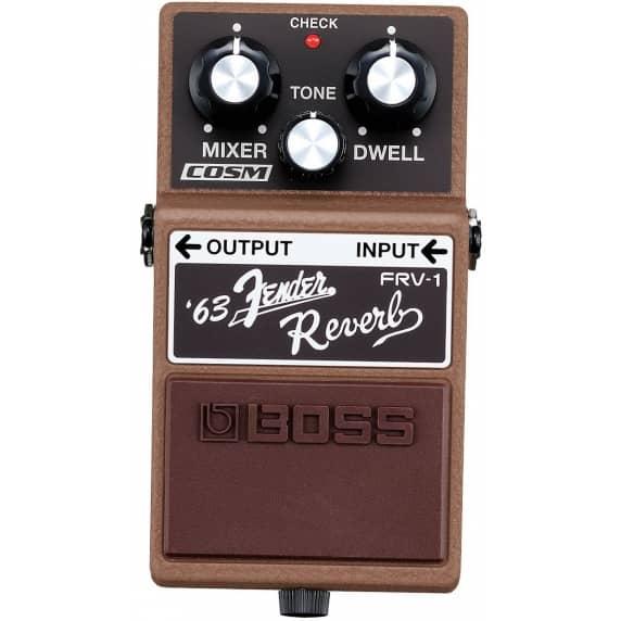 Boss FRV-1 63 Fender Reverb Pedal