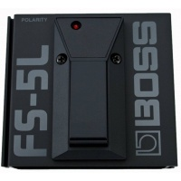 BOSS FS-5L Durable Metal Footswitch Launched